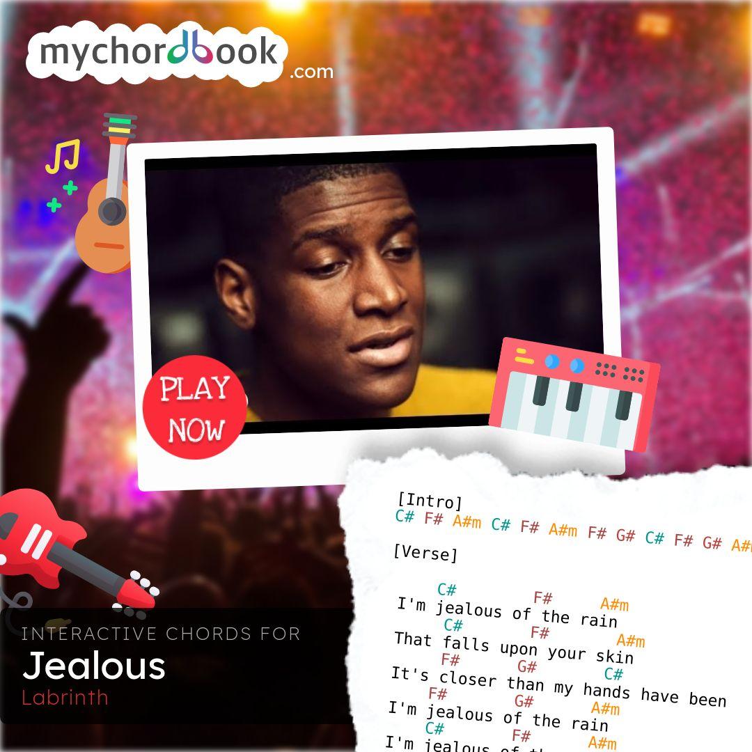 Labrinth   Jealous Chords